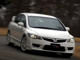 Fotos de Honda Civic Type-R Sedan 2007