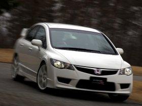 Fotos de Honda Civic Type-R Sedan 2007