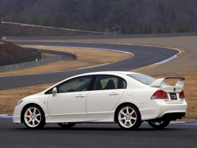 Ver foto 16 de Honda Civic Type-R Sedan 2007