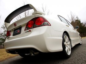 Ver foto 13 de Honda Civic Type-R Sedan 2007