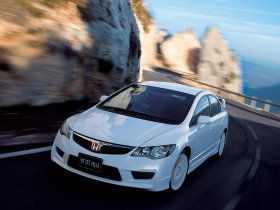 Ver foto 12 de Honda Civic Type-R Sedan 2007