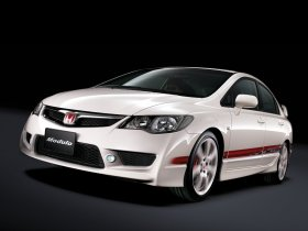 Fotos de Honda Civic Type-R Sedan Modulo 2007