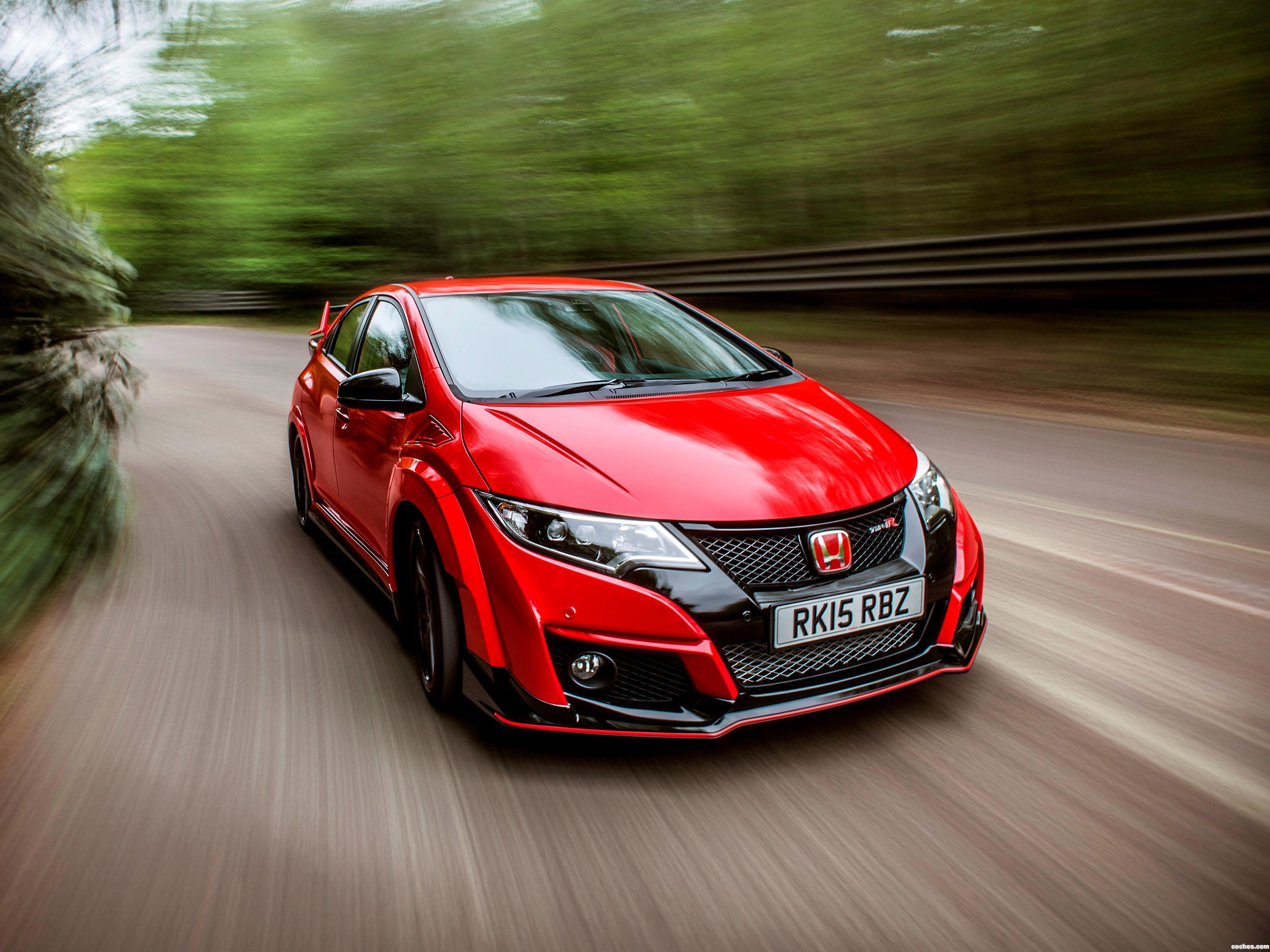 Foto 0 de Honda Civic Type-R UK 2015