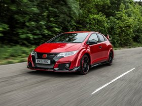 Ver foto 2 de Honda Civic Type-R UK 2015