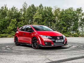 Ver foto 6 de Honda Civic Type-R UK 2015