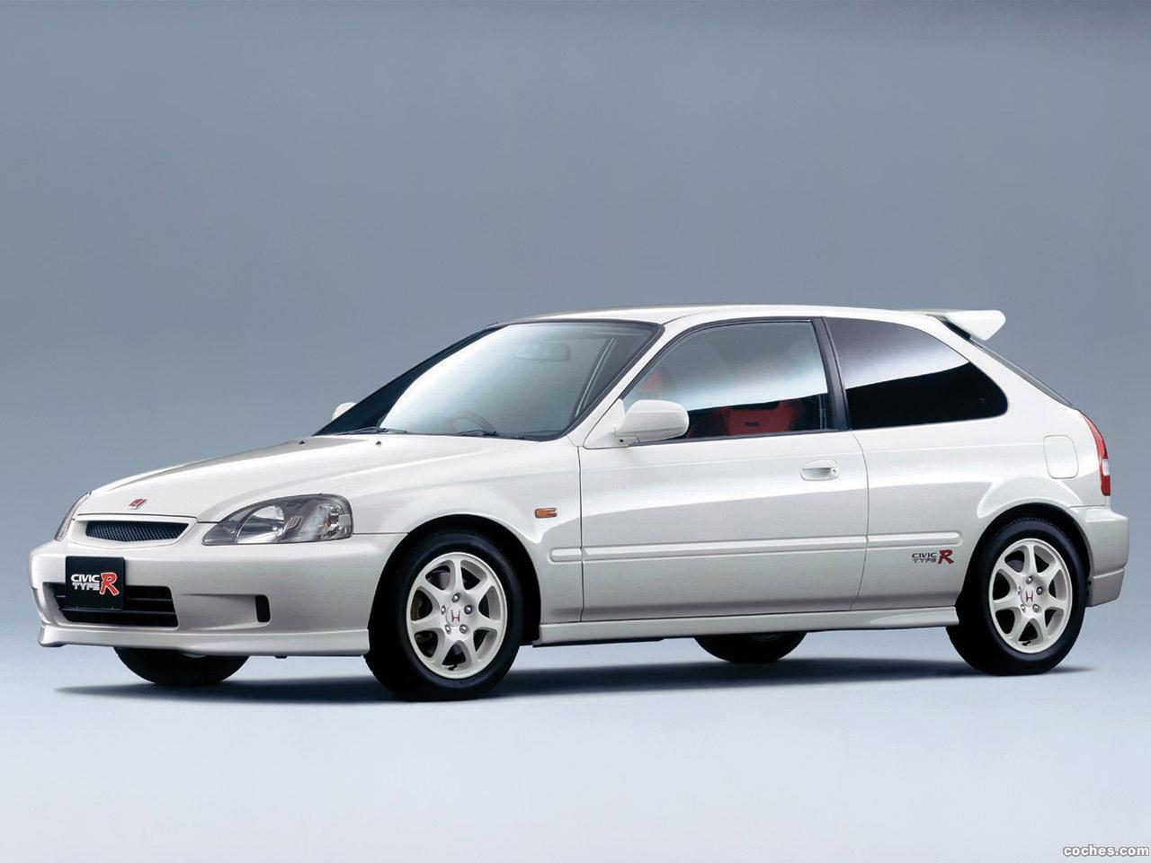 Foto 0 de Honda Civic Type-R X 1999