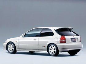 Ver foto 2 de Honda Civic Type-R X 1999
