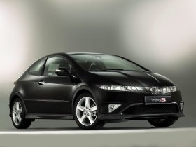 Ver foto 1 de Honda Civic Type-S 2006
