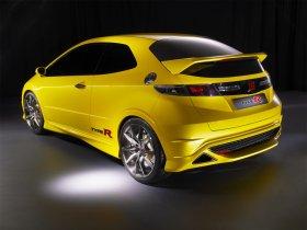 Ver foto 3 de Honda Civic Type-R Concept 2006