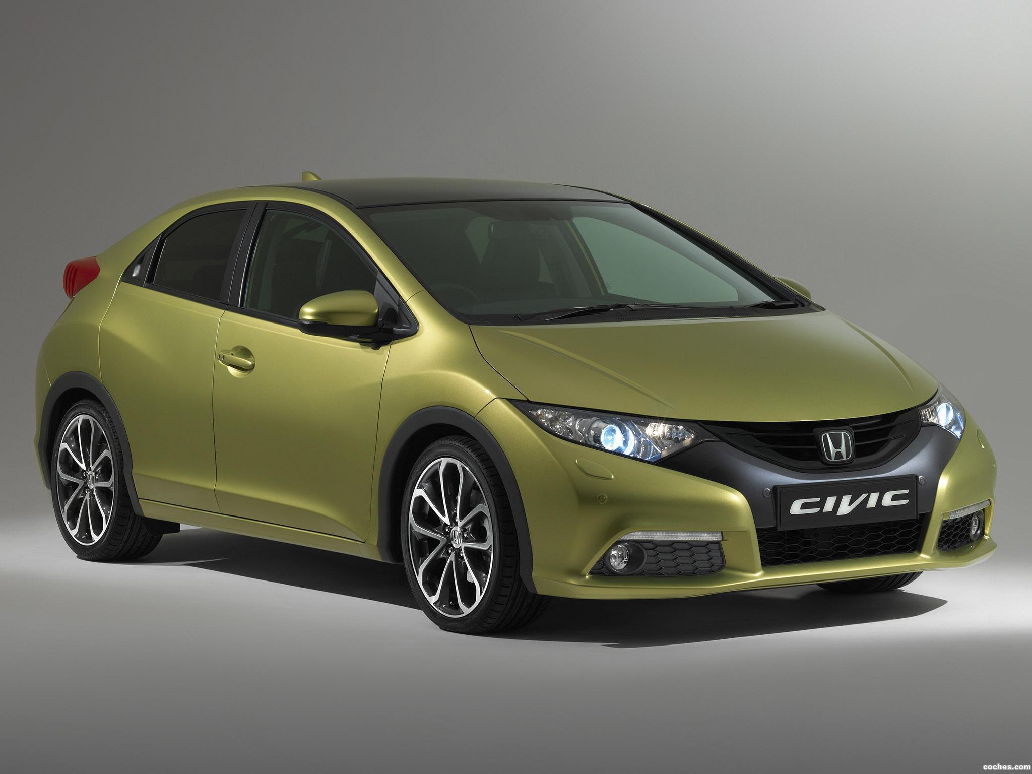 Foto 0 de Honda Civic UK 2011