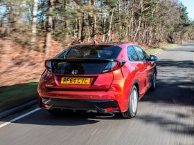 Ver foto 3 de Honda Civic UK 2015