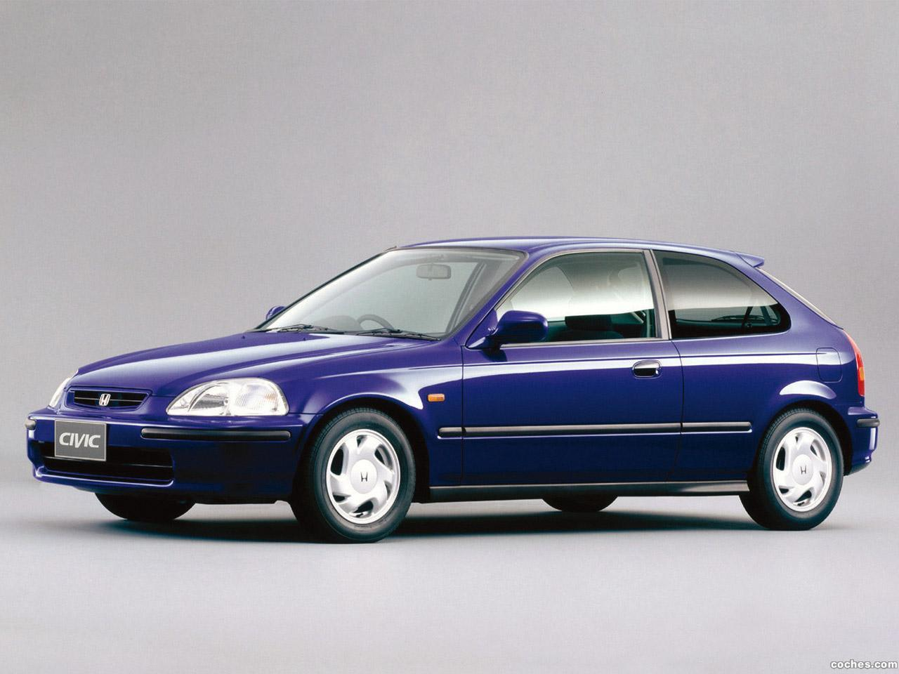Foto 0 de Honda Civic VTi Hatchback 1995