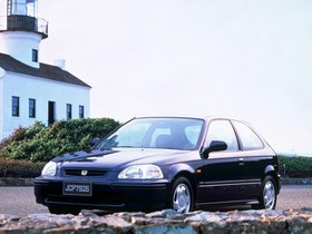 Ver foto 5 de Honda Civic VTi Hatchback 1995