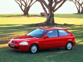 Ver foto 4 de Honda Civic VTi Hatchback 1995