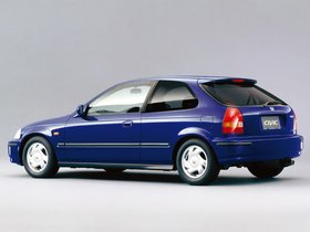 Ver foto 3 de Honda Civic VTi Hatchback 1995