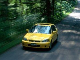 Ver foto 2 de Honda Civic VTi Hatchback 1995