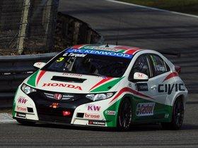 Ver foto 2 de Honda Civic WTCC 2013