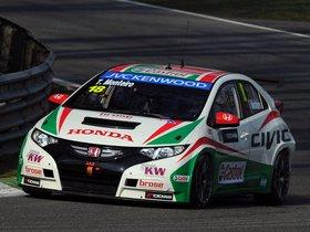 Fotos de Honda Civic WTCC 2013