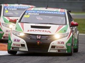 Ver foto 5 de Honda Civic WTCC 2013