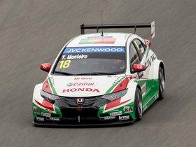 Ver foto 15 de Honda Civic WTCC 2014
