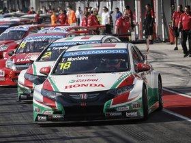 Ver foto 13 de Honda Civic WTCC 2014