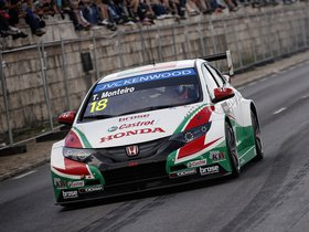 Ver foto 24 de Honda Civic WTCC 2014