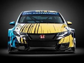 Ver foto 4 de Honda Civic WTCC Art Car Jean Graton 2016