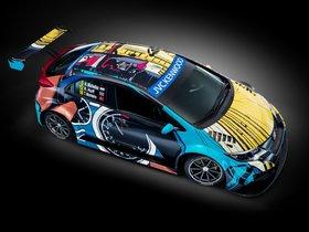 Fotos de Honda Civic WTCC Art Car Jean Graton 2016