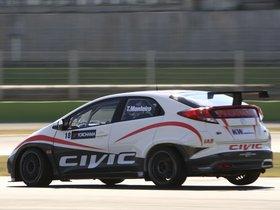 Ver foto 6 de Honda Civic WTCC Prototype 2012