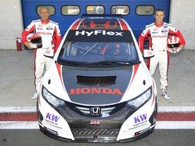 Ver foto 4 de Honda Civic WTCC Prototype 2012