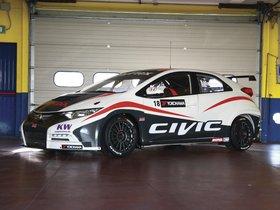 Ver foto 2 de Honda Civic WTCC Prototype 2012
