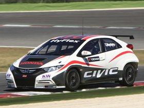 Fotos de Honda Civic WTCC Prototype 2012