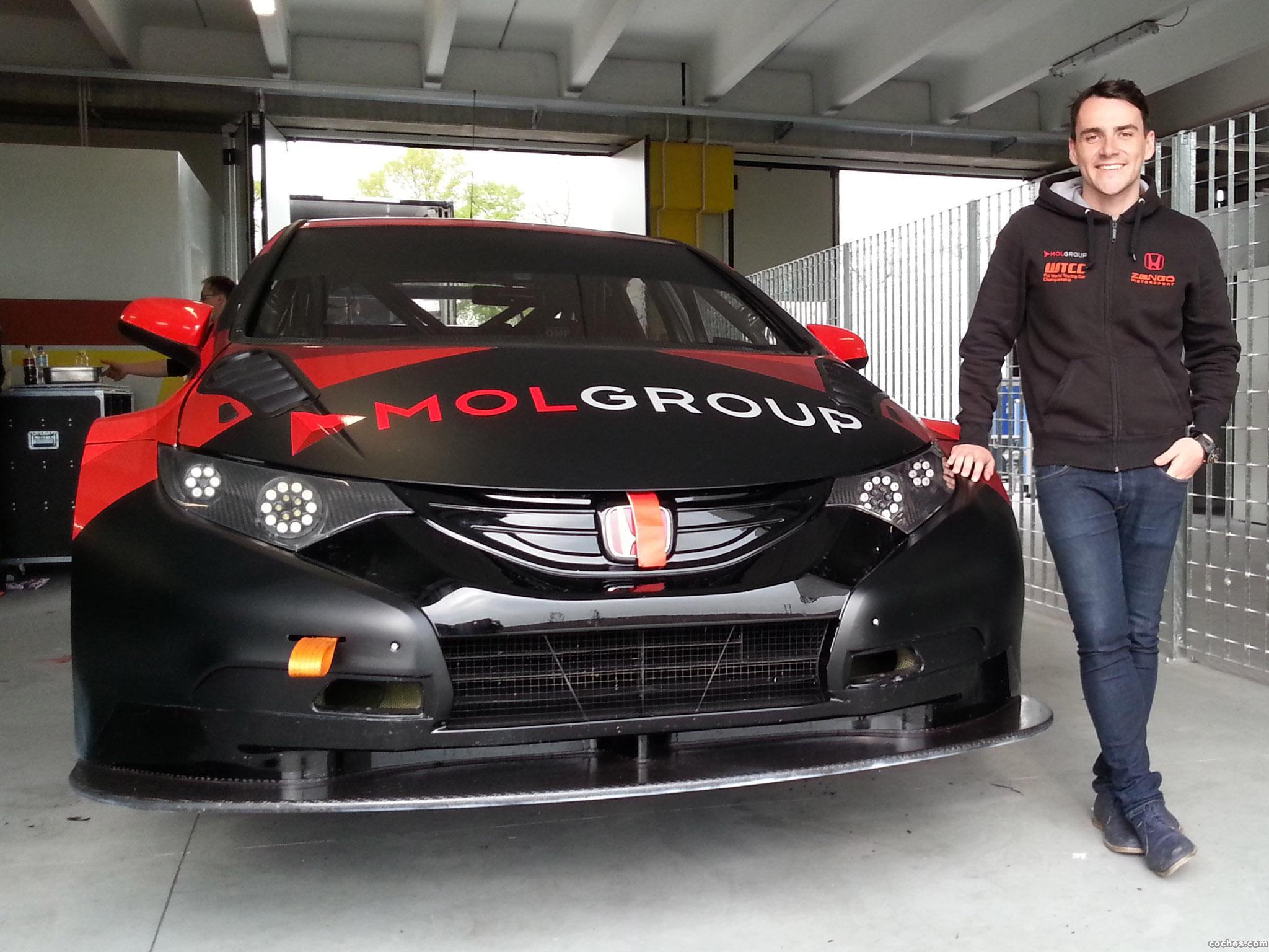 Foto 0 de Honda Civic WTCC Zengo Motorsport 2014
