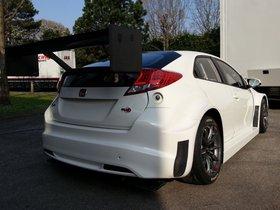 Ver foto 7 de Honda Civic WTCC Zengo Motorsport 2014