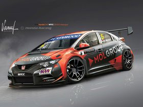 Ver foto 5 de Honda Civic WTCC Zengo Motorsport 2014