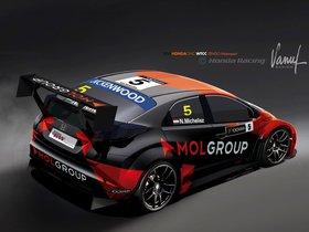 Ver foto 4 de Honda Civic WTCC Zengo Motorsport 2014