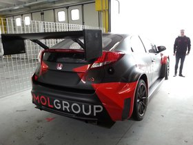 Ver foto 2 de Honda Civic WTCC Zengo Motorsport 2014