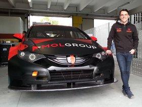 Fotos de Honda Civic WTCC Zengo Motorsport 2014
