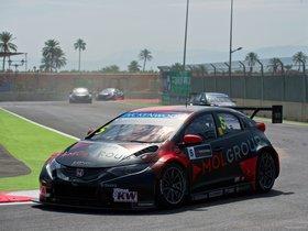 Ver foto 9 de Honda Civic WTCC Zengo Motorsport 2014