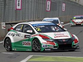 Fotos de Honda Civic WTCC 2014
