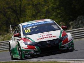 Ver foto 4 de Honda Civic WTCC 2014