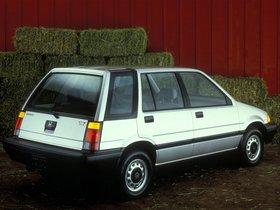 Ver foto 5 de Honda Civic Wagon 1984