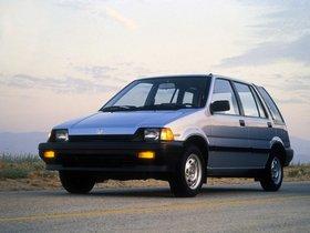 Ver foto 4 de Honda Civic Wagon 1984