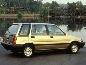 Ver foto 3 de Honda Civic Wagon 1984