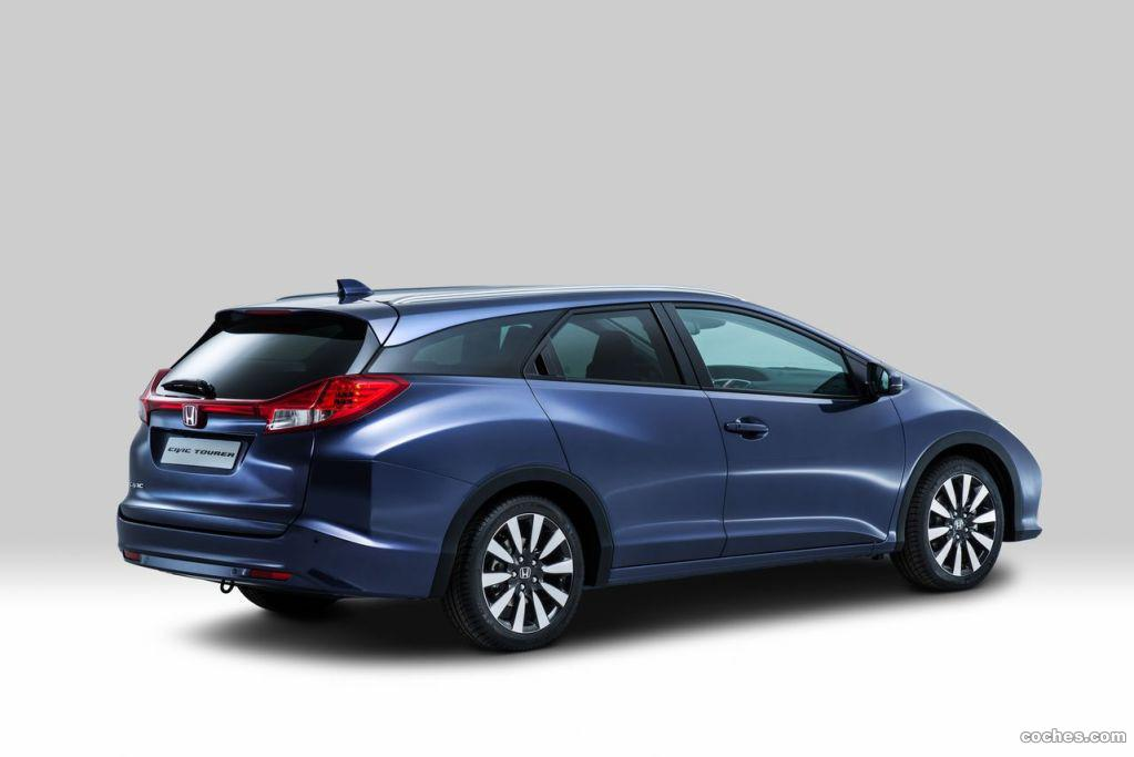 Foto 0 de Honda Civic Tourer 2014