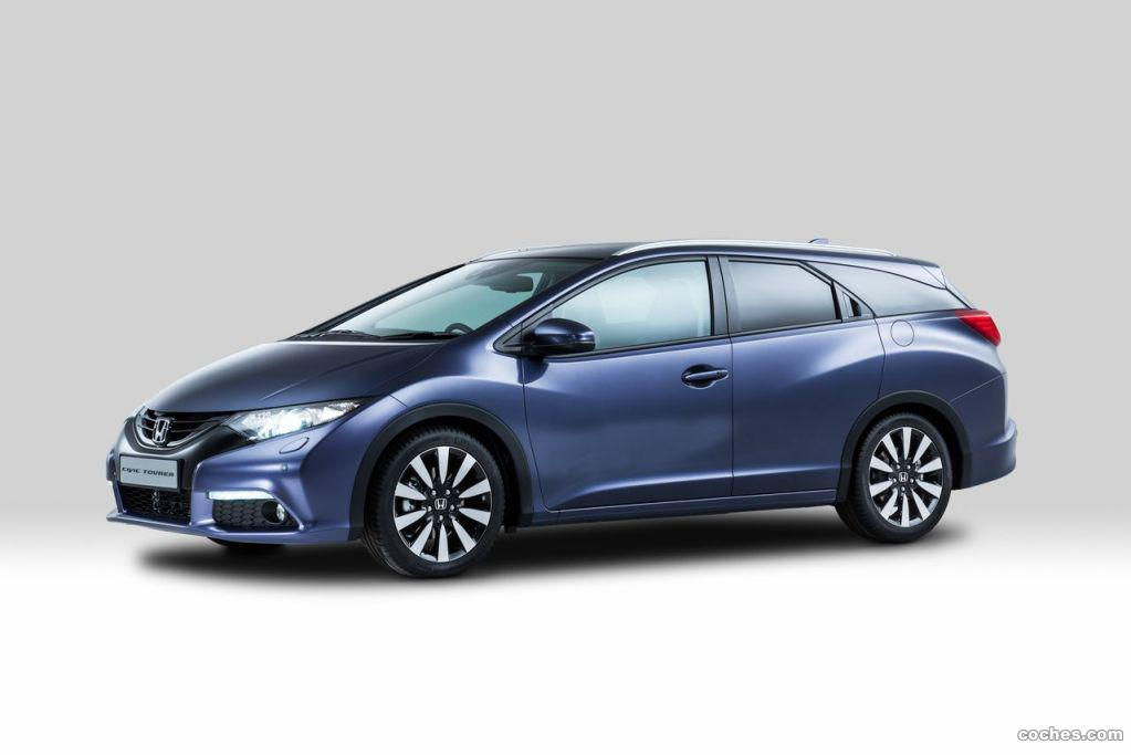Foto 12 de Honda Civic Tourer 2014