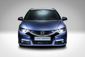 Ver foto 7 de Honda Civic Tourer 2014