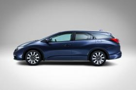 Ver foto 10 de Honda Civic Tourer 2014