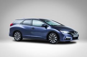 Ver foto 4 de Honda Civic Tourer 2014