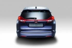 Ver foto 8 de Honda Civic Tourer 2014